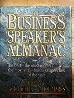 The Business Speaker's Almanac