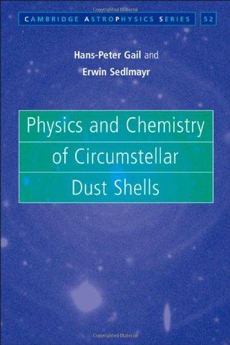Physics and Chemistry of Circumstellar Dust Shells (Cambridge Astrophysics)