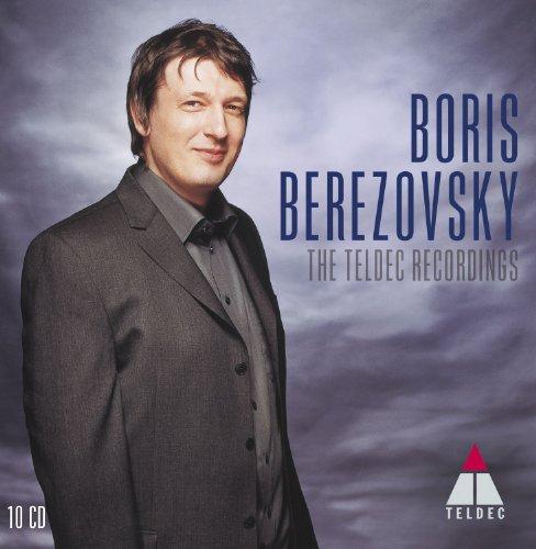 Boris Berezovsky Teldec Recitals