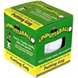 Unputtaball Trick Golf Ball