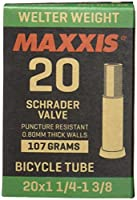 Maxxis Welter Weight BMXチューブ (20インチ x 1 1/4~3/8インチ)