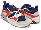 (プーマ) PUMA BLAZE OF GLORY ATHLETIC [ブレイズ オブ グローリー] BLACK - STAR WHITE - HGH RSK RED 361080-01 27.5(9H)US