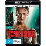 Tomb Raider BD 4K UHD eSR