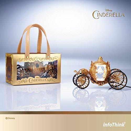 シンデレラ カボチャの馬車 USB給電 LEDランプ LIGHT-100 (Cinderella)