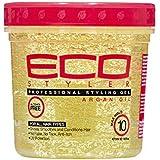 Eco Style Moroccan Argon Oil Styling Gel, 473 ml