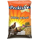 Peckish, 100% Wheat Poultry Food, 20kg