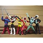 東映 ヒーロー列伝 2 さすらいのヒーロー 編 全6種 ズバット 全6種 1 超人バロム12 早川健3 怪傑ズバット4