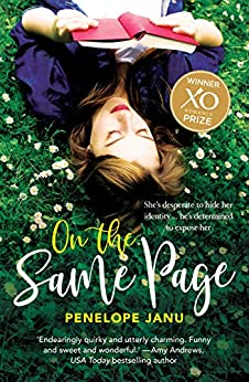 ON THE SAME PAGE: A contemporary romantic comedy by [Janu, Penelope]