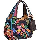 Best AmeriLeatherメッセンジャーバッグ - (アメリレザー) AmeriLeather レディース バッグ ハンドバッグ Avie Mini Handbag Review