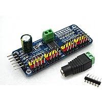 [GPG] PCA9685 16Channel 12bit PWM サーボドライバー Arduino等の電子工作用 (Droidfun型)