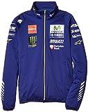 ヤマハ(YAMAHA) ファクトリーレーシング オフィシャルチームウェア MotoGP スウェットジャケット ブルー Oサイズ Q5D-DCT-Y22-00X