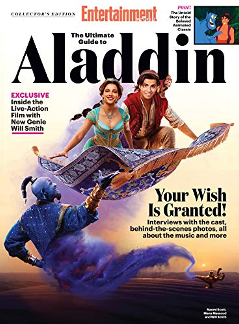 Entertainment Weekly The Ultimate Guide to  Aladdin (English Edition)
