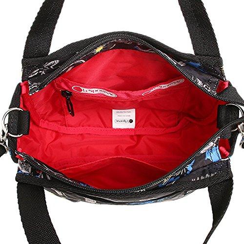 (レスポートサック) LeSportsac レスポートサック バッグ LESPORTSAC 8056 G057 スヌーピー PEANUTS ピーナッツ SMALL JENNI ショルダーバッグ CHALKBOARD SNOOPY [並行輸入品]