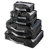 G4Free スーツケース アレンジケース オーガナイザー トラベル ポーチ 整理整頓 インナーバッグ 出張 旅行 パッキングキューブ 4色