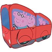 [ペッパピッグ]Peppa Pig Play Hut Tent Tunnel Easy Set Up 4 Feet [並行輸入品]