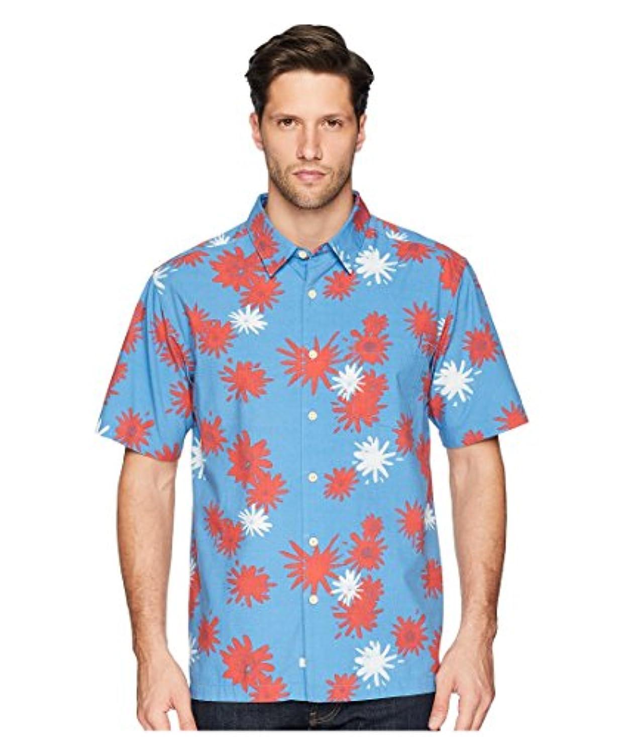 土曜日助言宿題[クイックシルバー ウォーター マン] メンズ シャツ Floral Fireworks Shirt [並行輸入品]