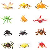 (Insects and Bugs - 144ct) - Fun Central AU193 Assorted Insects and Bugs, 144 count