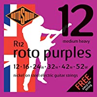 ROTOSOUND [ロトサウンド] R12 ROTO PURPLES