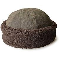 TWITS スタジオトムス ボアキャップ メンズ レディース ペスカトーレ 漁師帽 ツバなし 中華帽 ESKIMO