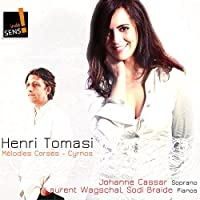 Melodies Corses - Cyrnos by TOMASI HENRI (2012-02-14)