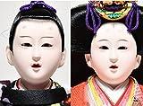 【雛人形収納飾・五人飾】 小三五親王芥子官女:春華雛:伏見屋監修【雛人形】【親王飾】 画像