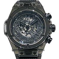 ウブロ ビッグ・バン ウニコ サファイア オールブラツク 世界限定500本 411.JB.4901.RT スケルトン メンズ 腕時計 [並行輸入品]