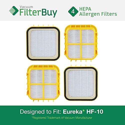 4–Eureka hf10( hf-10) HEPA...