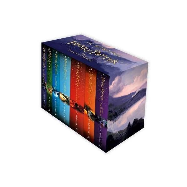 Harry Potter Box Set: Th...の商品画像
