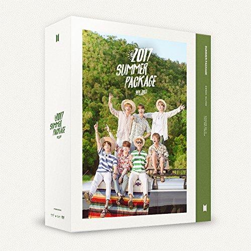 防弾少年団 - 2017 BTS SUMMER PACKAGE VOL.3 196p Photobook+Making DVD+Free Gift [韓国盤]