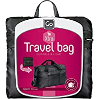 Go-Travel Xtra Light Foldaway Travel Bag, Assorted, 855