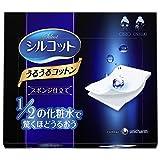 【ケース販売】シルコット うるうるスポンジ仕立て 40枚入×36個