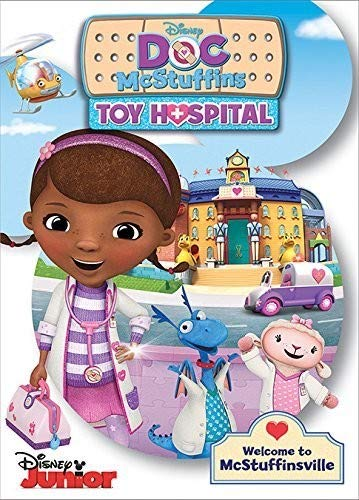 Doc Mcstuffins: Toy Hospital / [DVD] [Import]