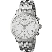 [ティソ] TISSOT 腕時計 PRC 200 ホワイト文字盤 ブレスレット T0554171101700 メンズ 【正規輸入品】