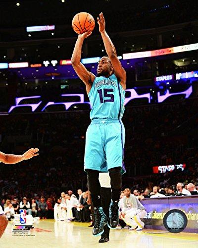 Kemba Walker Charlotte Hornets 2014???2015?NBAアクション写真(サイズ: 8?