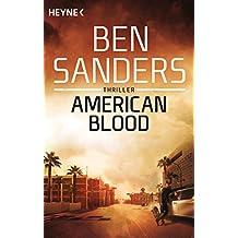 American Blood: Thriller (Die Marshall-Grade-Reihe 1) (German Edition)