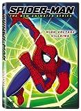Spider-Man - New Anim Series: High Voltage Villain [DVD] [Import]