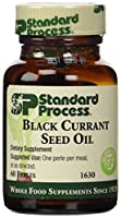 Standard Process - Black Currant Seed Oil 60 perles by Standard Process