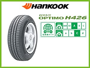 ハンコック(HANKOOK) 2本セット OPTIMO H426 195/65R15