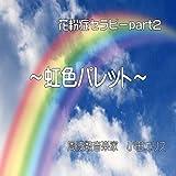 花粉症セラピーpart2 (虹色パレット)