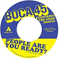 People Are You Ready? [7 inch Analog]