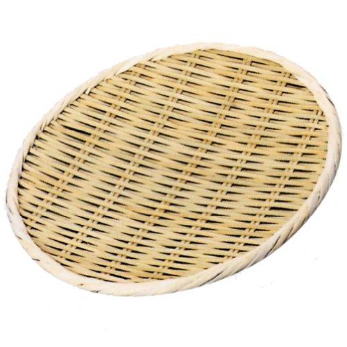 RoomClip商品情報 - 小柳産業 竹製盆ザル (国産) 上仕上げ φ30cm 30004