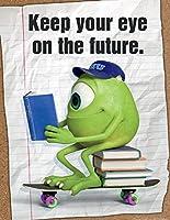 Eureka Monsters U. Eye on The Future 17x22 Posters (837038) [並行輸入品]