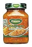 Materne(マテルネ) オレンジコンポート 300g