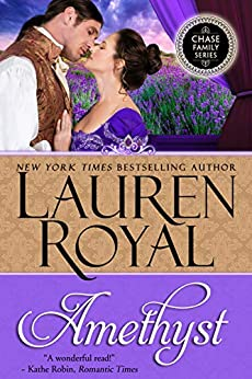 Amethyst (Chase Family Series- The Jewels Book 1) by [Royal, Lauren]