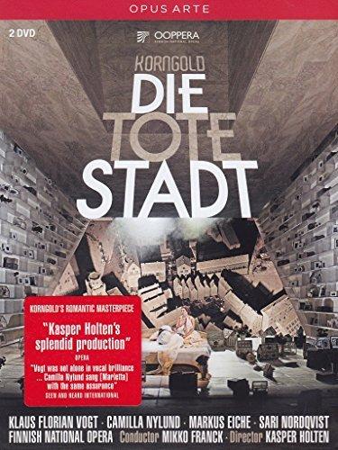 Die Tote Stadt [Klaus Florian Vogt, Camilla Nylund, Markus Eiche ] [Opus Arte: OA1121D] [DVD] [2013] [NTSC] by Klaus Florian Vogt