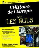 L' histoire de l'Europe pour les nuls