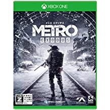 メトロ エクソダス - XboxOne 【CEROレーティング「Z」】 (【早期購入特典】「メトロリダックス」ゲーム本編ダウンロードコード封入 同梱)