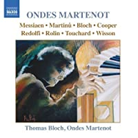 Music for Ondes Martenot by VARIOUS ARTISTS (2004-09-21)