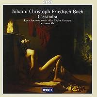J.C.F.バッハ:アルト、弦楽と通奏低音のための劇的カンタータ「カサンドラ」