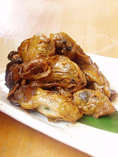 【牡蠣佃煮】 宮城県産 かきのやわらか煮 50g×10入 かきや no kakiya 宮城のかきを使用 ふっくらジューシーなかきの旨味を!